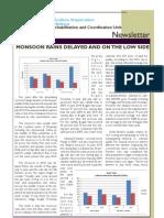 The ERCU Newsletter.vol 2.Issue 3