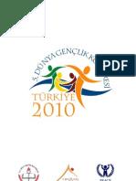 Dünya Gençlik Kongresi Türkiye 2010