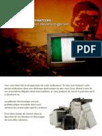 Récupération d'ordinateurs- Votre ordinateur est devenu nigérien!