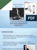 FLUID N ELECTROLYTES