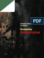 Documenting Renunciation