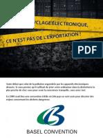Pourquoi faut-il recycler son matériel électronique au Québec