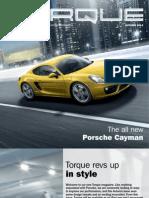 Porsche Torque Autumn 2013