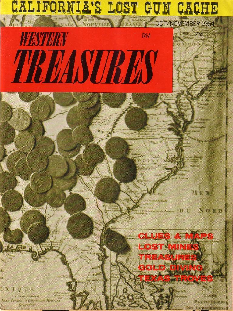 Western Treasure 1964 ~ Volume 1~ Number 6