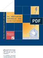 Guide Ventilation Naturelle