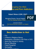 Treating Sex and Porn Addiction