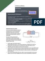 Materiales semiconductores intrínsecos y extrínsecos