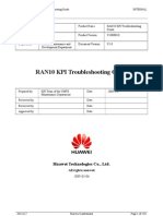 3G KPI Troubleshooting
