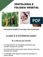 Fitopatologia e Parasitologia Vegetal - 1ª Aula