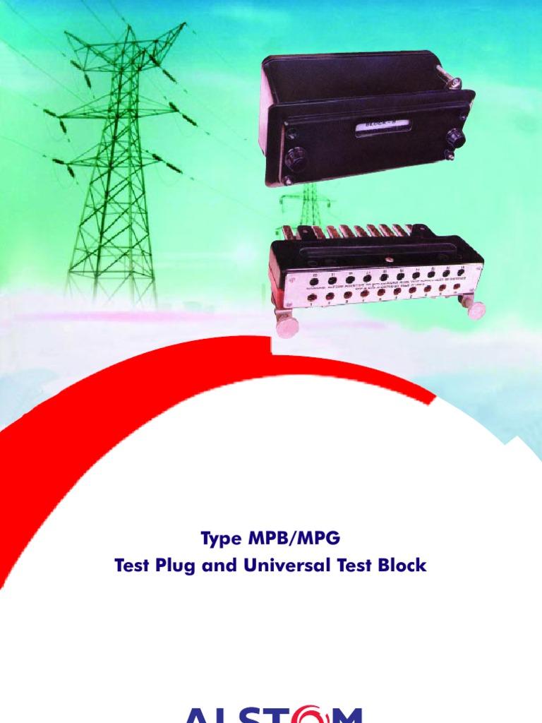 areva ttb mpb mpg electrical connector relay rh scribd com Starter Relay Wiring Diagram Starter Relay Wiring Diagram