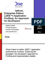 Ts2024 - Java2 Platform, Enterprise Edition (J2EE) Application Profiling - An Approach for Developers