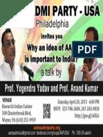 AAP Invitation Copy