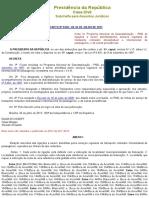 Decreto nº 8057
