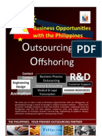 PTIC LONDON OUTSOURCING BRIEFER