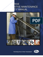 Belt Drive Preventive Maintenance and Safety Manual
