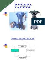 Final Control Elements