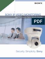 PLUS1 Sony IP Monitoring Otro
