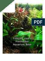 Freshwater Aquarium Book