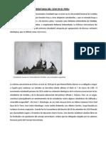 La Reforma Universitaria Del 1919 en El Peru
