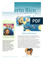 Dessubrimiento de Puerto Rico