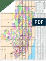 Mapa Das Comarcas