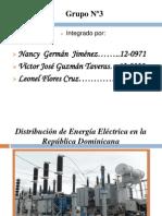 Apuntes Sobre La Distribucion de Electricidad en Republica Dominicana