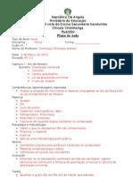 Plano de Aula 3 -2013