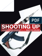 Shooting Up Counterinsurgency and the War on Drugs