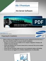MagicInfo I Premium - Installing the Server 9-21-12