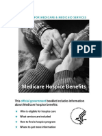 Medicare Hospice Benefits 2012