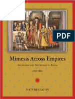 Mimesis across Empires by Natasha Eaton
