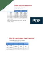 Datos Poblacional Comas
