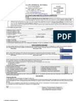 Cgi Application Form