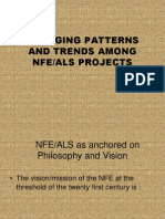Final Report in Non-Formal