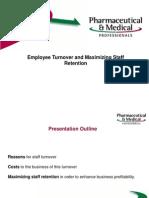 staff retention methods