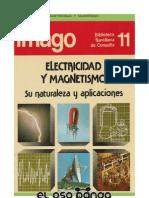 Electricidad y Magnetismo - Imago No.11 - JPR504
