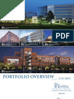 Healthcare Trust of America, Inc. Portfolio Overview Brochure