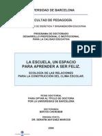Cherobim Mirtes - La Escuela un espacio para aprender a ser feliz.pdf