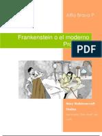 Trabajo de Frankenstein