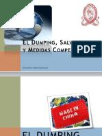 El Dumping, Salvaguardias y Medidas Compensatorias