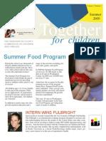 CCF Summer 09