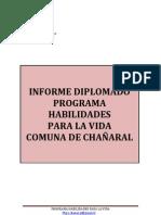 Informe Diplomado Hpv