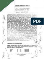 Acta Final Negociacion Colectiva Construccion Civil 2013 2