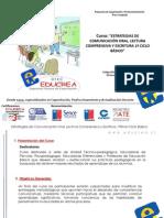 Est Comunic Oral 1C-Regiones-2013