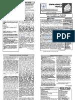 EMMANUEL Infos (Numéro 74 du 16 JUIN 2013)