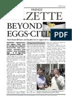 Friends Gazette July Edition