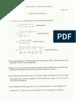 Verifiche Matematica Primo Anno Liceo