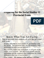 Preparing for the Social Studies 11.ppt