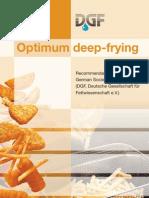 Optimum Frying