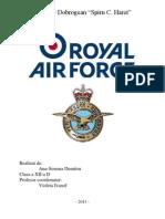 Atestatroyal air force